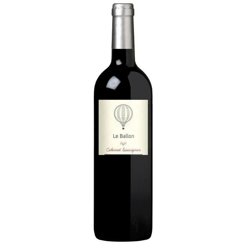 Organic Cabernet Sauvignon Red Wine 2018 75cl Le Ballon - Wines Delivered Ireland UK and Northern Ireland