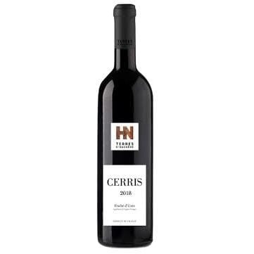 Organic Red Wine Terres D' Hachéne CERRIS 75cl 2018 - Wine Delivery Ireland UK & Northern Ireland - Buy Organic Wine Online UK Ireland & Northern Ireland