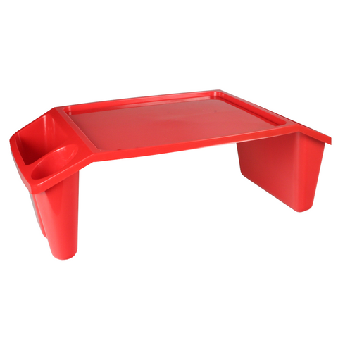 Kiddies Mobile Desk - Vibrant Red (Free Shipping)