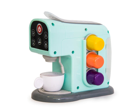 Jeronimo - Coffee Machine Turquoise (Free Shipping)