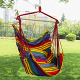 Element - Hammock Scoop Chair - Red Stripes (Free Shipping)