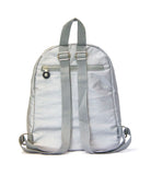 Side Kick Devon Backpack - Silver (Free Shipping)