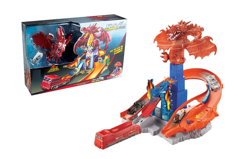 Jeronimo - Dragon Attack Track Racer (Free Shipping)