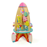 Jeronimo - Wooden Rocket (Free Shipping)