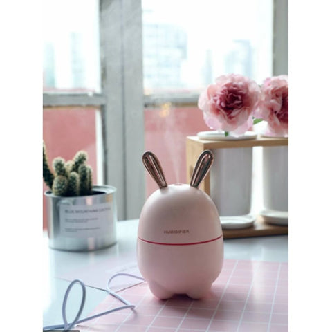 Bunny Ears Humidifier - Pink (Free Shipping)