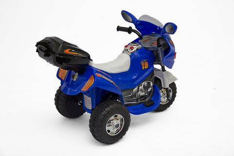 Jeronimo SUPER Bike - Blue (Free Shipping)