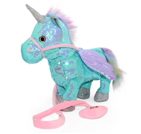My Unicorn Pet GLITTER - Blue (Free Shipping)