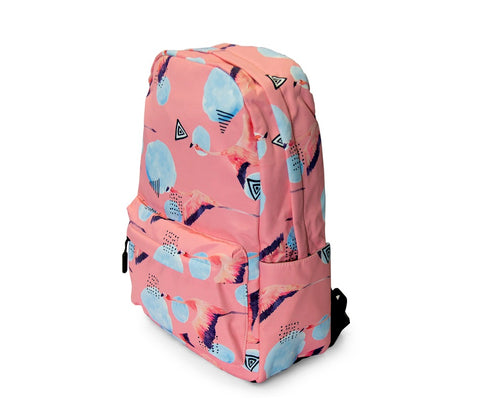 Kids Backpack - Paradise Birds (Free Shipping)