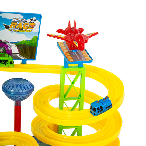 Kids Track Transportation Park (Free Shipping)