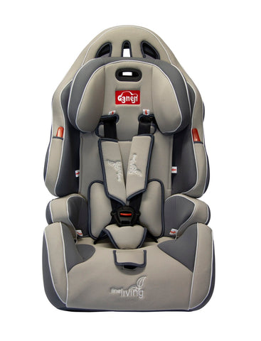 Fine Living Car Seat - Beige/Grey (Free Shipping)