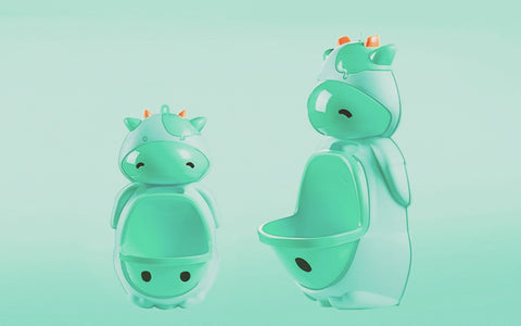 Nuovo - Moo Urinal - Green (Free Shipping)