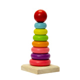 Jeronimo - Wooden Stacking Rings (Free Shipping)