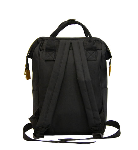 Mami Backpack - Black (Free Shipping)