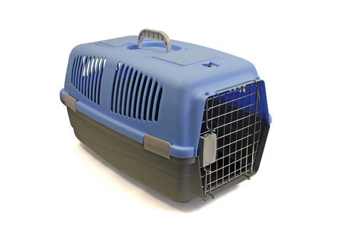 Rex - Pet Travel Case - Large - Blue (Free Shipping)