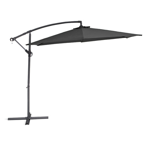 Umbrella - Vogue Cantilever - Black (Free Shipping)