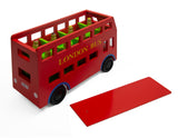 Jeronimo - Wooden London Bus (Free Shipping)