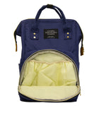 Mami Backpack - Navy (Free Shipping)