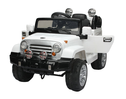 Jeronimo Explorer SUV - White (Free Shipping)