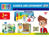 Jeronimo - Three-in-one science and education set (Free Shipping)