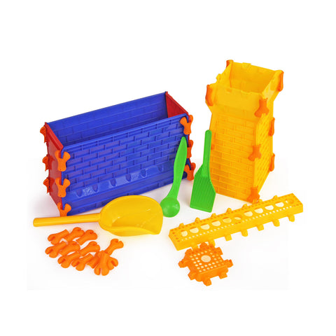 Jeronimo - Create-a-Castle Mould - 37pc (Free Shipping)