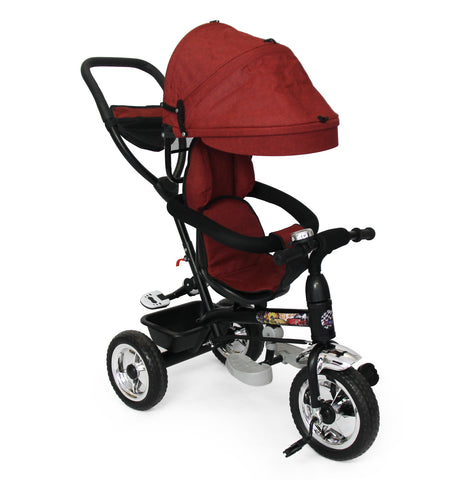 Nuovo Stages Stroller Tricycle - Red (Free Shipping)