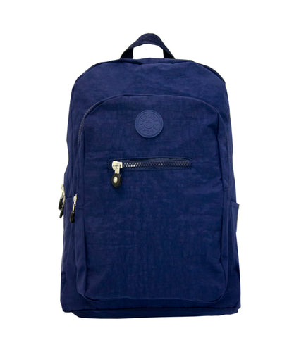 Side Kick Logan Backpack - Navy (Free Shipping)