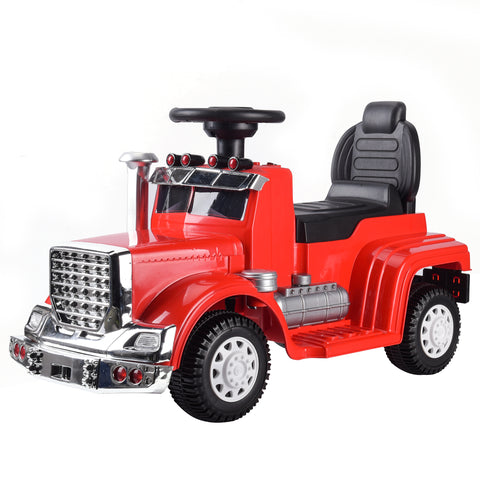 Jeronimo - Lorry Truck - Red (Free Shipping)