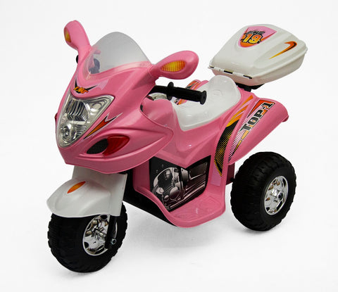 Jeronimo SUPER Bike - Pink (Free Shipping)