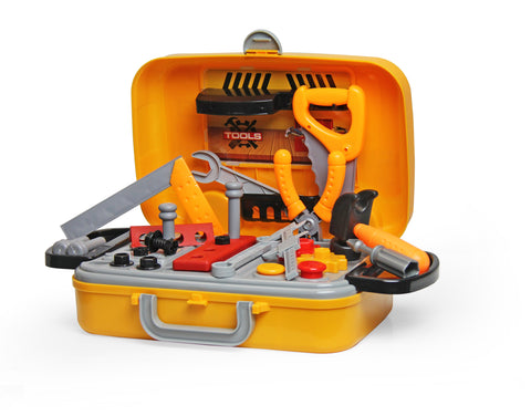 Jeronimo - Tool suitcase set 25 pc -Yellow (Free Shipping)