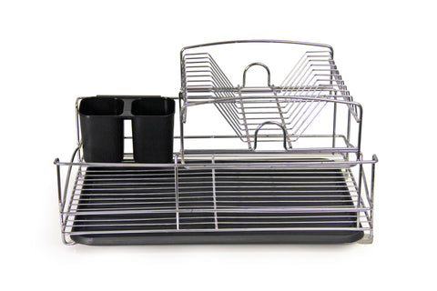 Fine Living Balcony Dish Rack - Black (Free Shipping)