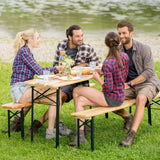 Fine Living - Beer Garden Bench (Free Shipping)