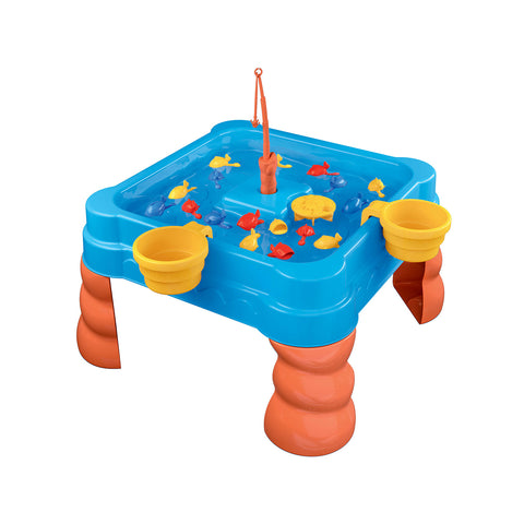 Jeronimo - Sand & Water Table - Fish - Square (Free Shipping)