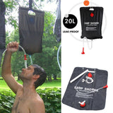 Camping Shower Bag - 20L (Free Shipping)