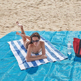 Sand-Free Mat - Blue (Free Shipping)