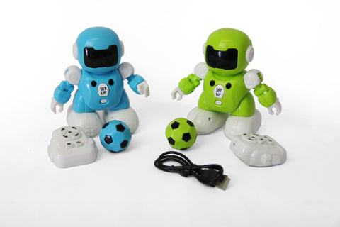 Jeronimo-R/C Soccer Robot (Free Shipping)