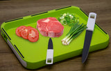 Multifunctional Chopping Board - Green (Free Shipping)
