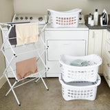 Foldable Drying Rack White (Free Shipping)