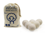 Wool Dryer Balls,6pcs/pkt (Free Shipping)