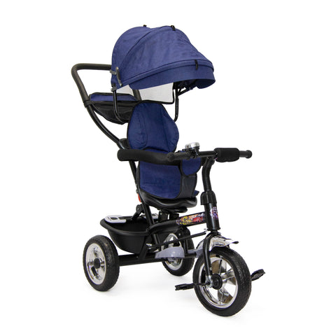 Nuovo Stages Stroller Tricycle - Navy (Free Shipping