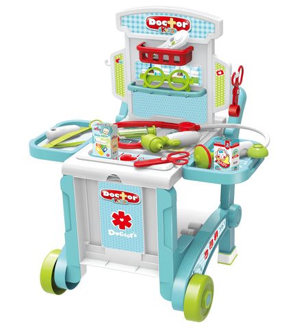 Jeronimo Super Play Box - Dr Office (Free Shipping)