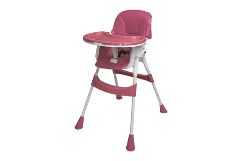 Nuovo - Quinn High Chair - Pink (Free Shipping)