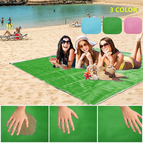Sand-Free Mat - Green (Free Shipping)