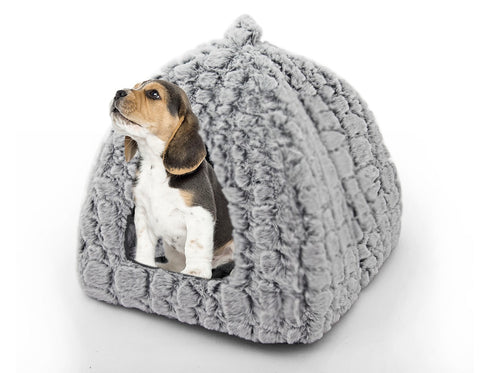 Rex - Snakeskin Plush Pet House (Free Shipping)