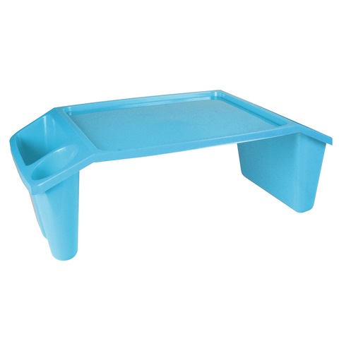 Kiddies Mobile Desk - Sky Blue (Free Shipping)
