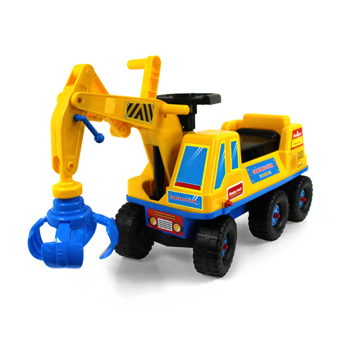 R/O Construction - Grabber - Yellow/Blue (Free Shipping)