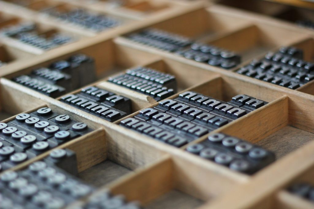 What Exactly Is Letterpress?