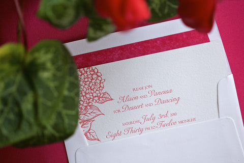 Create bespoke themed invitations for weddings, birthdays, baby showers, graduations & more.