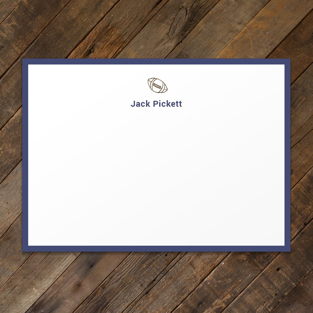 Pickett-Jack-Flat-Print-Stationery-Football