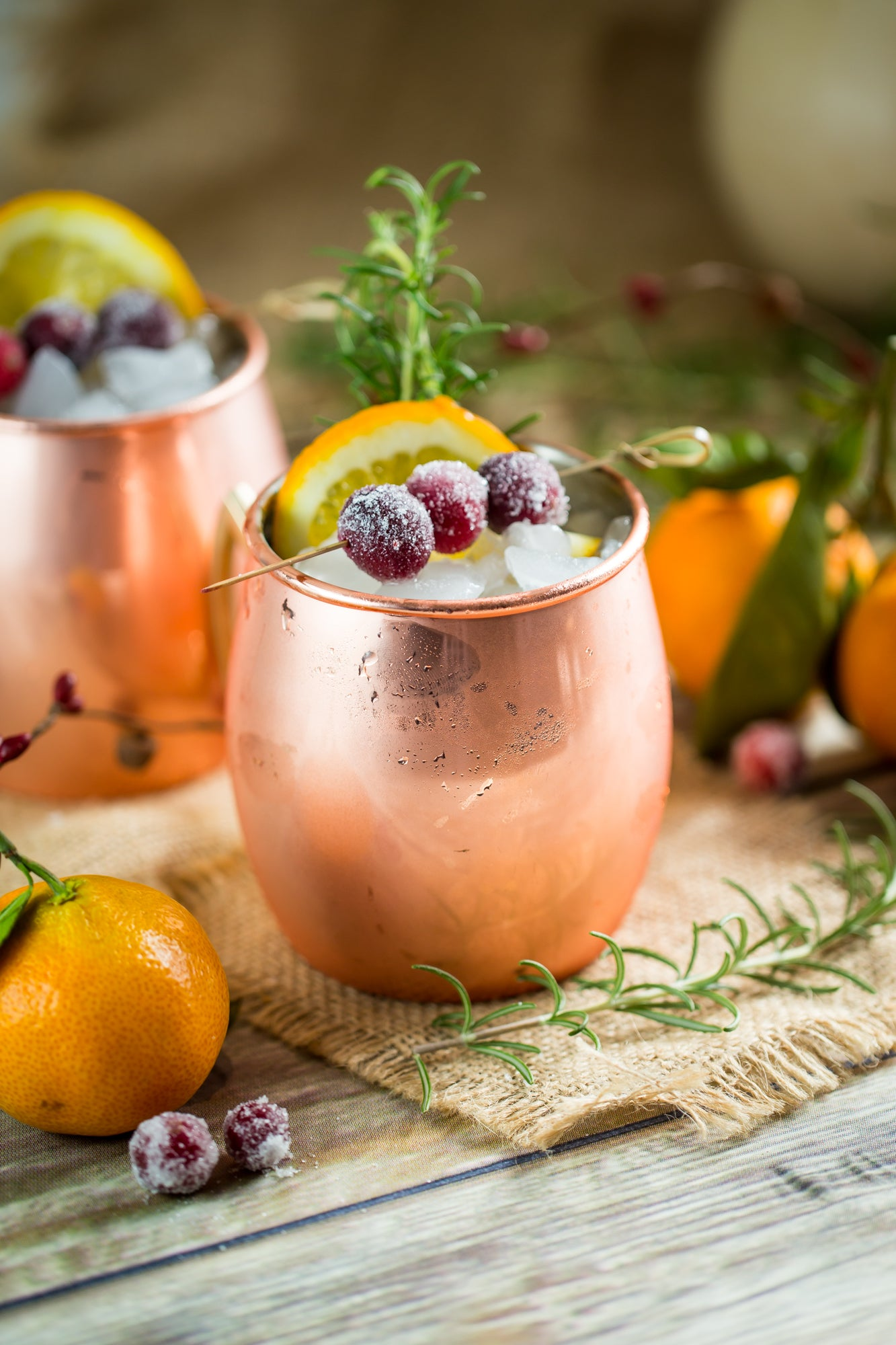 Do you still need to get into the holiday mood? How about adding a holly jolly cocktail to it? Pickett's Press has 11 yummy and simple festive drinks for the holidays.
