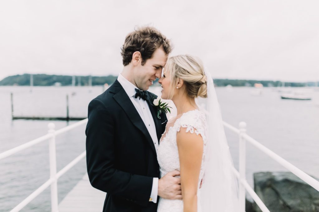 Aubree and Trevor tied the knot at Seawanhaka Yacht Club in Centre Island, New York. Would you like to be featured on #PPRealBride?